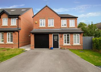 Thumbnail 4 bed detached house for sale in Gower Way, Rawmarsh, Rotherham