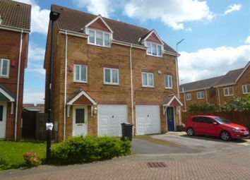 Thumbnail 3 bed town house to rent in 56 Walstow Crescent, Armthorpe