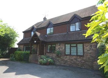 Thumbnail 4 bed detached house for sale in Eggars Field, Bentley, Farnham