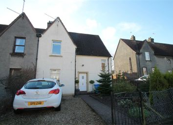 Thumbnail 3 bed semi-detached house for sale in Cardross Avenue, Broxburn