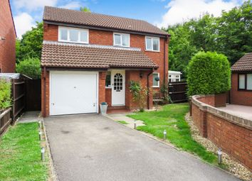 Thumbnail 4 bedroom detached house for sale in Redwood Gardens, Totton, Southampton