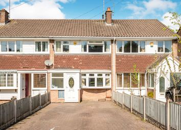 Thumbnail 3 bed terraced house for sale in Leasowe Close, Great Haywood, Stafford