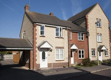 Thumbnail 2 bed end terrace house to rent in Siskin Road, Bicester