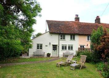 Thumbnail 3 bed cottage for sale in Perry Lane, Langham, Colchester, Essex
