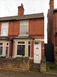 Thumbnail 2 bed terraced house to rent in Duke Street, Hucknall, Nottingham