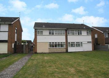 Thumbnail 3 bed semi-detached house for sale in Brierley Hill, Pensnett, Chelmar Drive