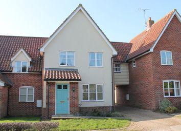 Thumbnail 4 bed end terrace house for sale in Queen Street, Stradbroke, Eye