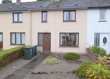 Thumbnail 2 bed terraced house to rent in Thistle Place, Scone, Perth
