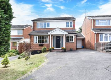Thumbnail 3 bed detached house for sale in Queensway, Caversham, Reading