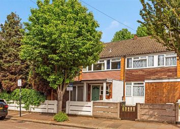 Thumbnail 3 bed flat for sale in Wontner Road, London