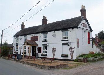 Thumbnail Pub/bar for sale in Shropshire TF9, Wistanswick, Shropshire