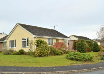 Thumbnail 3 bed bungalow to rent in Bakers Close, Bishops Hull, Taunton, Somerset