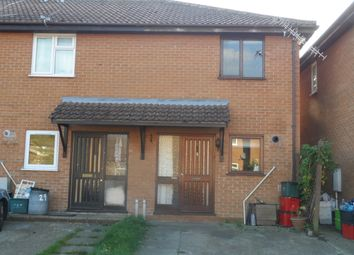 Thumbnail 2 bed end terrace house for sale in Trimley Close, Clacton On Sea