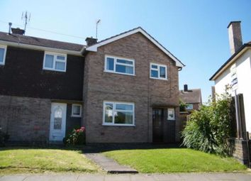 Thumbnail 3 bed semi-detached house to rent in Dillon Road, Leicester