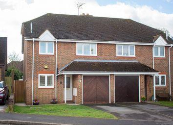 Benenden Green, Alresford SO24. 3 bed semi-detached house for sale