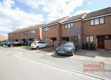 Thumbnail 2 bed terraced house to rent in Canal Walk, Addiscombe, Croydon