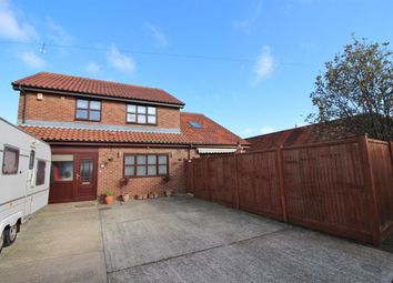 Thumbnail 5 bed detached house for sale in Back Lane, Martham, Great Yarmouth