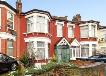 Thumbnail 3 bed terraced house for sale in Belsize Avenue, Palmers Green, London