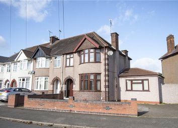 Thumbnail 3 bed semi-detached house for sale in Capmartin Road, Radford, Coventry, West Midlands
