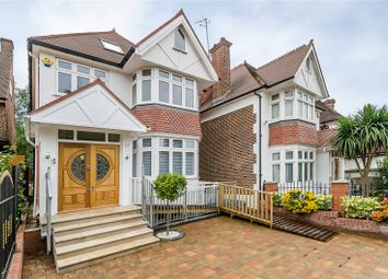Thumbnail 5 bed detached house for sale in Mount Avenue, Ealing