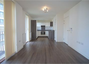 Thumbnail 2 bedroom flat to rent in Cabot Close, Croydon
