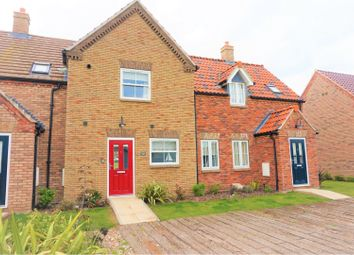 Thumbnail 2 bed terraced house for sale in Trinity Way, Filey