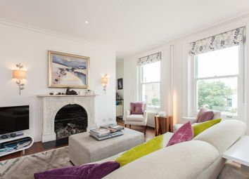 Thumbnail 3 bed flat to rent in Ladbroke Terrace, London