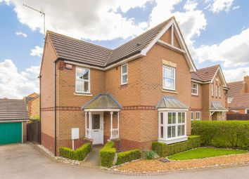 Thumbnail 3 bed detached house to rent in Balcary Grove, Tattenhoe, Milton Keynes