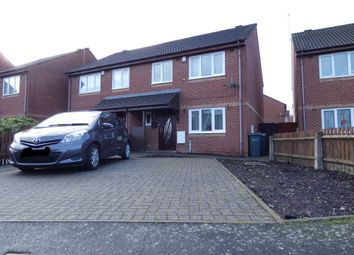 Thumbnail 3 bed semi-detached house for sale in Trehurst Avenue, Great Barr, Birmingham