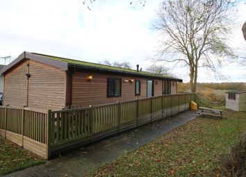 Thumbnail 3 bed mobile/park home for sale in Colchester, Suffolk