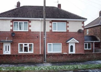 Thumbnail 2 bed flat to rent in Walton Drive, Choppington