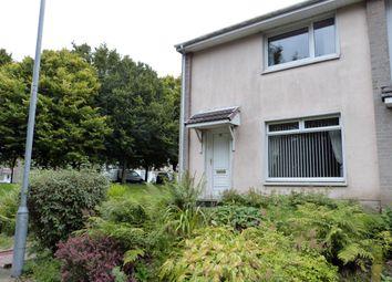 Thumbnail 2 bed end terrace house for sale in Burns Park, Calderwood, East Kilbride
