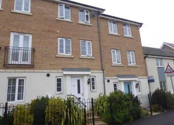 Thumbnail 3 bed town house for sale in Apollo Avenue, Cardea, Peterborough