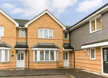 Thumbnail 3 bed end terrace house to rent in Stanley Close, London