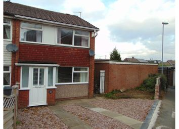 Thumbnail 3 bed end terrace house for sale in Torwood Road, Oldham