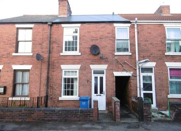Thumbnail 2 bed terraced house to rent in Nicholas Street, Hasland Chesterfield