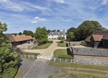 Thumbnail 5 bed property for sale in Hill Farm Lane, Drinkstone, Bury St. Edmunds, Suffolk