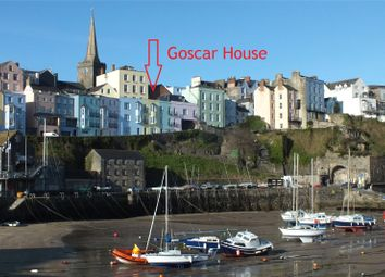 Thumbnail 3 bedroom terraced house for sale in Crackwell Street, Tenby