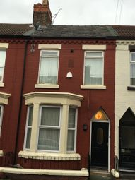 Thumbnail 4 bed terraced house for sale in Halsbury Road, Liverpool