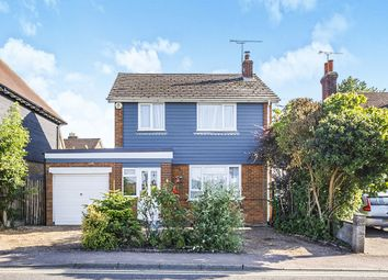 Thumbnail 3 bed detached house for sale in The Street, Boughton-Under-Blean, Faversham