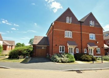 Thumbnail 3 bed end terrace house for sale in Fitzwaryn Place, Wantage