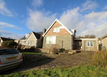 Thumbnail 3 bed detached bungalow for sale in Bay View Drive, Hakin, Milford Haven, Pembrokeshire.