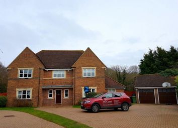 Thumbnail 5 bed detached house to rent in Heathside Place, Epsom