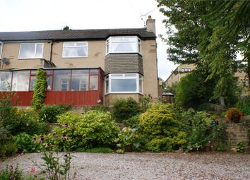 Thumbnail 3 bed semi-detached house for sale in Banks Lane, Riddlesden, Keighley, West Yorkshire