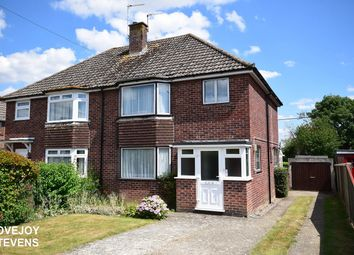 Thumbnail 3 bed semi-detached house for sale in Gordon Road, Thatcham