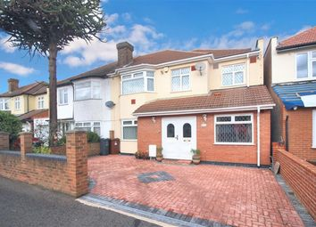 Thumbnail 5 bed semi-detached house for sale in Lulworth Avenue, Osterley