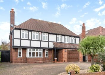 Thumbnail 4 bed detached house for sale in Clarendon Way, Chislehurst
