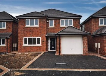 Thumbnail 4 bed detached house for sale in Marled Walk, Allport Road, Bromborough, Wirral, Wirral