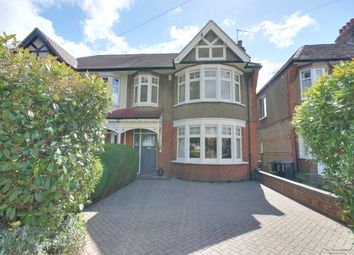 Thumbnail 4 bed semi-detached house for sale in Green Moor Link, Winchmore Hill