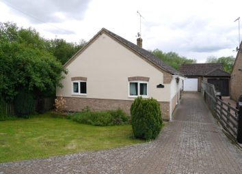 Thumbnail 2 bed detached bungalow to rent in Bridge Road, Stoke Ferry